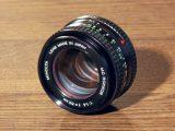 Minolta MD 1,4 / 50 mm (#1)