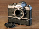 Minolta XD-7 with Auto Winder D