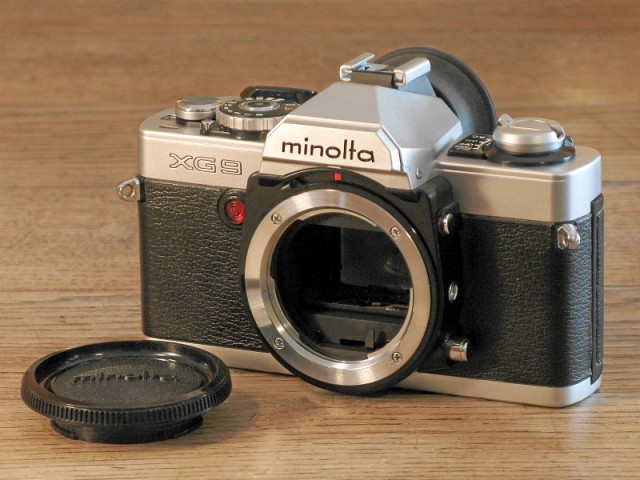 Minolta XG-9